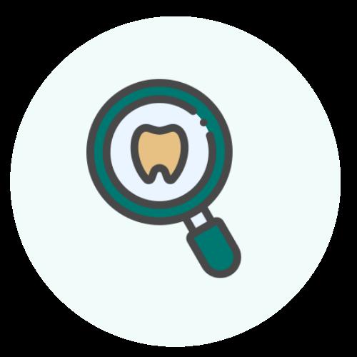 registrera tandstatus